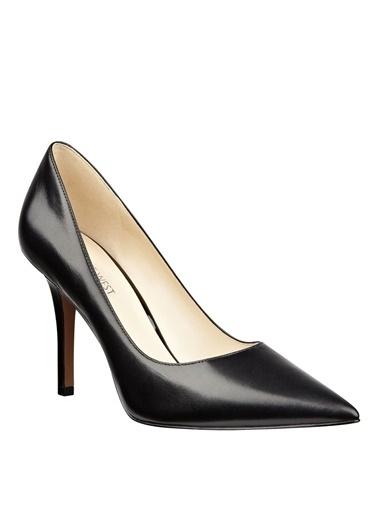 Kısa Topuklu Der Stiletto Ayakkabı-Nine West